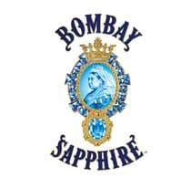 Bomay Sapphire Gin Logo