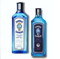 Bombay Sapphire und Bombay Sapphire East Gin
