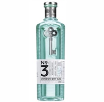 No 3 London Dry Gin Flasche