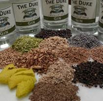 Botanicals im Duke Gin