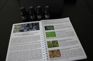 Gin Nosing Kit Booklet