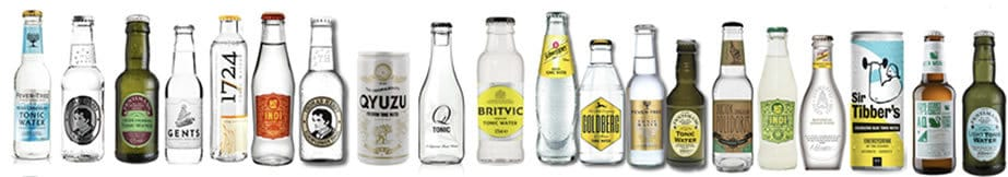 Tonic Water im Vergleich