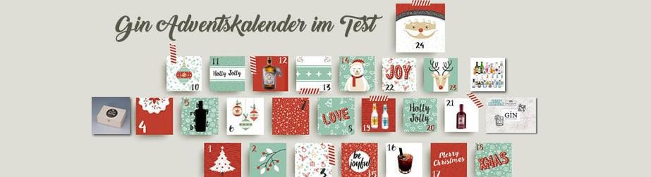 Gin & Tonic Adventskalender 2018