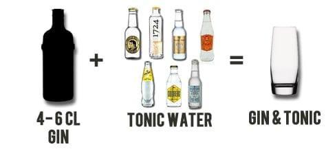 Gin & Tonic Rezept