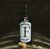 Flasche des Ferdinand's Dry Gin