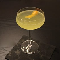 Audrey 47 in einer Cocktailschale