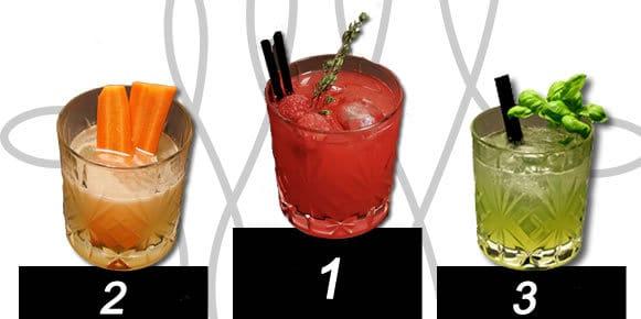 4 Cocktails für's Wochenende