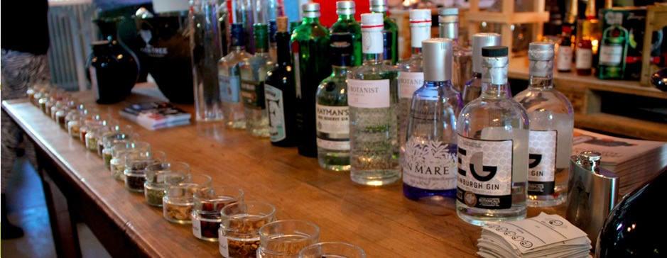 Gin-Tasting / Veranstaltungen