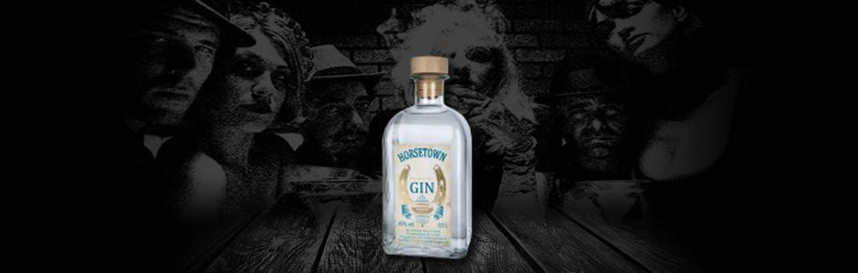Horsetown Bavarian Dry Gin