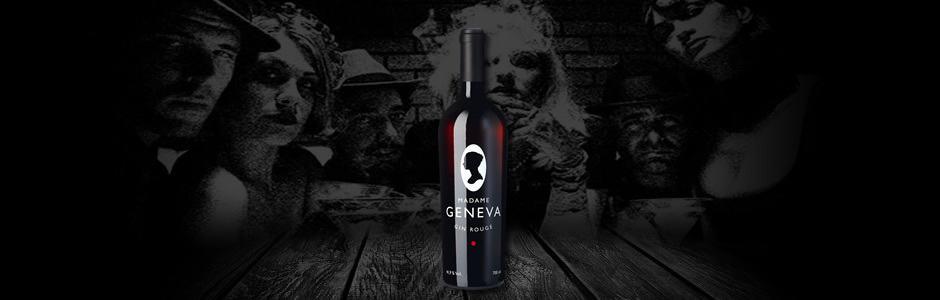 Madame Geneva Gin Blanc / Gin Rouge