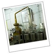 Vakuum Destille Ginsmith