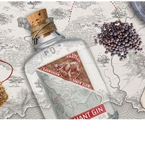 Elephant Gin Packaging