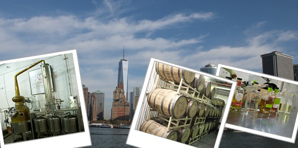 Zu Besuch: Greenhook Ginsmiths in New York