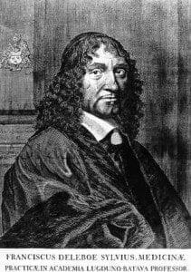 Namenspate des Sylvius Gin