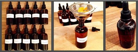 Gin Aroma KIt: Ergebnisse