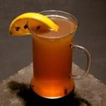 Mulled Gin - Glühwein