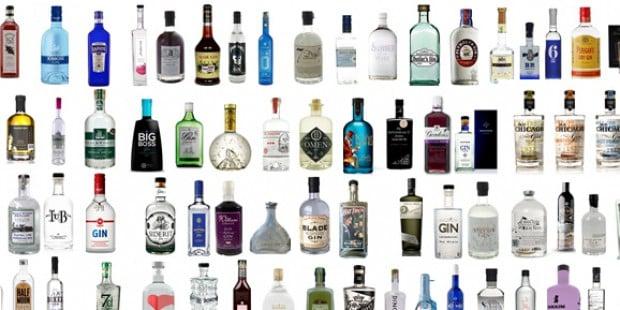 Gin Sorten im Überblick