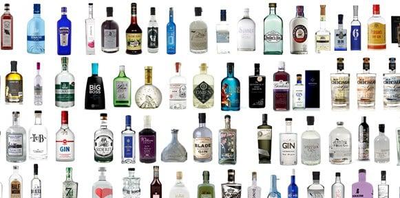 Gin-Sorten: Wo ist der Unterschied?