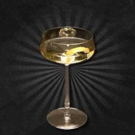 Quince Martini