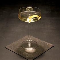 Ferdinand's Quince Martini