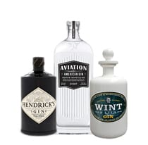 New Western Dry Gins