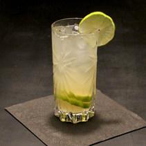 Millionaire's Mule Cocktail