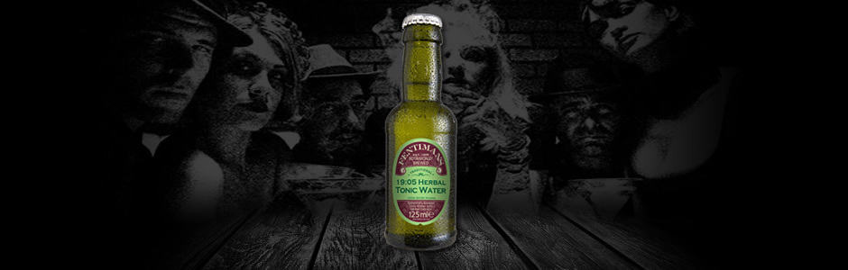 Fentimans Herbal Tonic Water