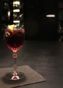 Gin & Juice - Anrichtung