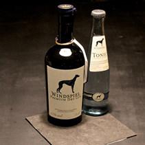 Windspiel Dry Gin mit dem hauseigenen Tonic Water