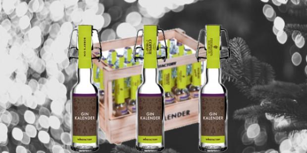Gin Adventskalender 2015