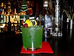 Cocktailrezept auf Basis von Foodpairing