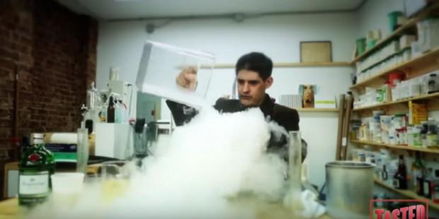 Gin & Juice Experiment