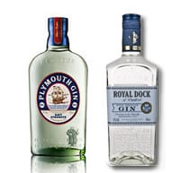 Navy Strength Gins