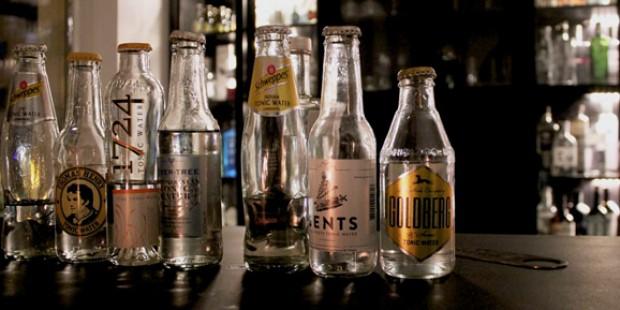 Louche Effekt beim Gin & Tonic