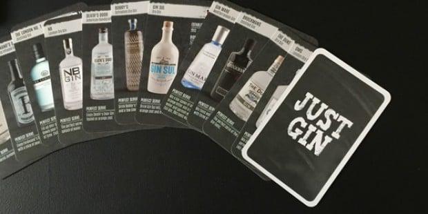 Gin Kartenspiel von Just Gin