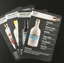 Spielkarte von Just Gin