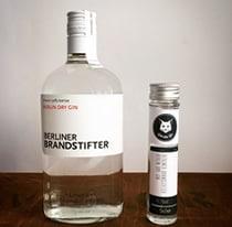 Berliner Brandstifter Gin