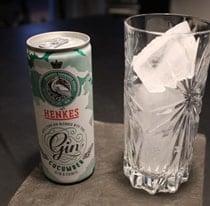 Henkes Cucumber Gin & Tonic
