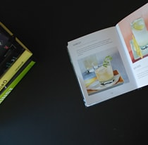 "Cocktailrezept aus dem Buch ""Gin"""