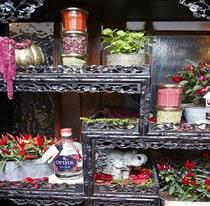 Orientalische Gewürze im Ophir Gin