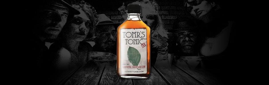 Tomr's Tonic Sirup