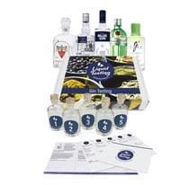 Gin Tasting Box von Liquid Tasting