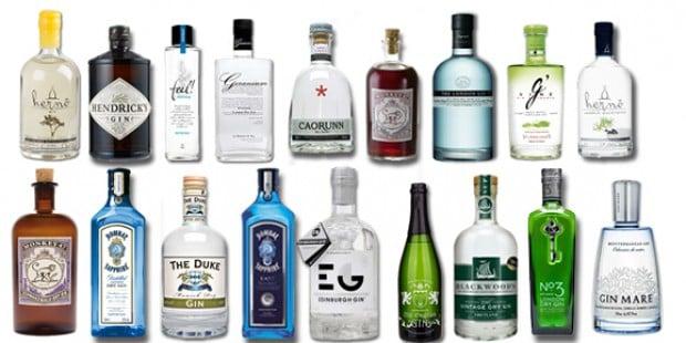 Gin Tastign Sets