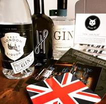 London Dry Gin - Paket