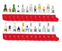Gin Tonic / Vodka Tonic Kalender