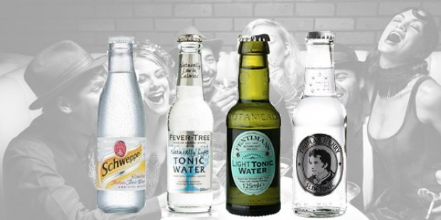 Light Tonic Water