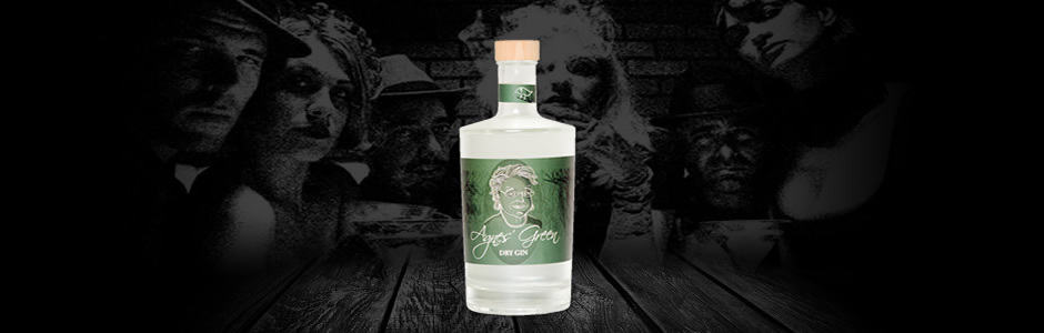 Agnes Green Dry Gin