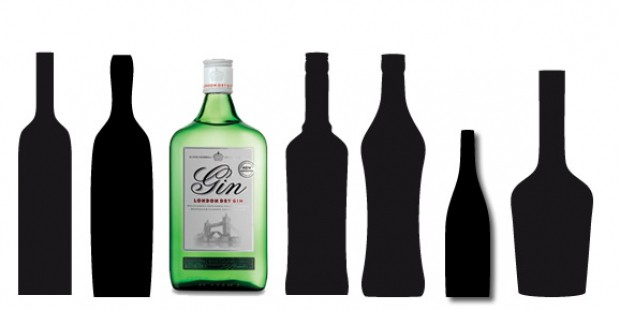 Aldi Gin: Oliver Cromwell London Dry Gin