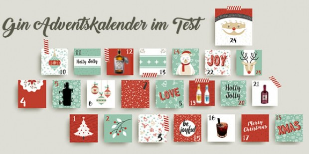 Gin Adventskalender