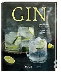 Gin Buch aus dem Komet-Verlag